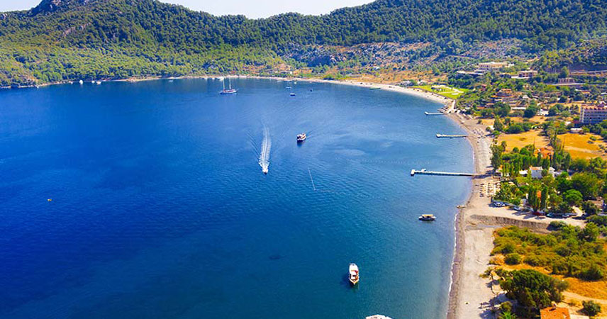 A Little Bit About Amos - A Small Ancient City - Marmaris Travel