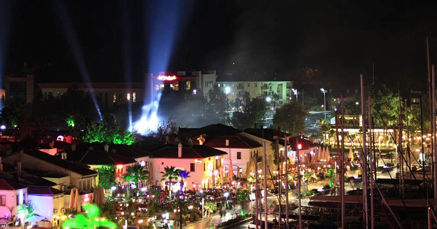 Marmaris Bar Street and Nightlife - Marmaris Travel Agency