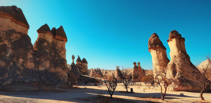 Marmaris Cappadocia Tour (2-Day) - Fairy Chimneys - Marmaris Travel