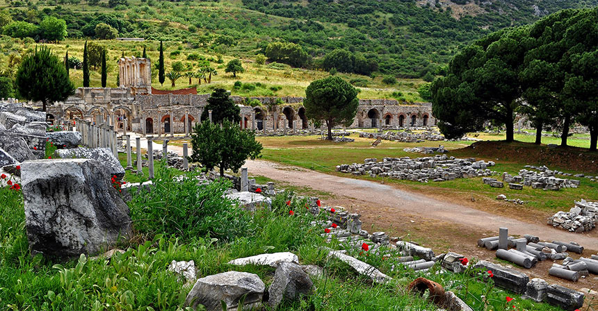 Bodrum Ephesus Tour - Virgin Mary - Temple of Artemis