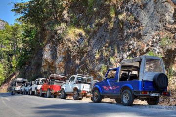 Bodrum Jeep Safari - An Adventurous Day in Bodrum