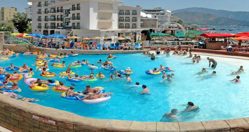 Marmaris Atlantis Water Park - Aqua Park in Marmaris