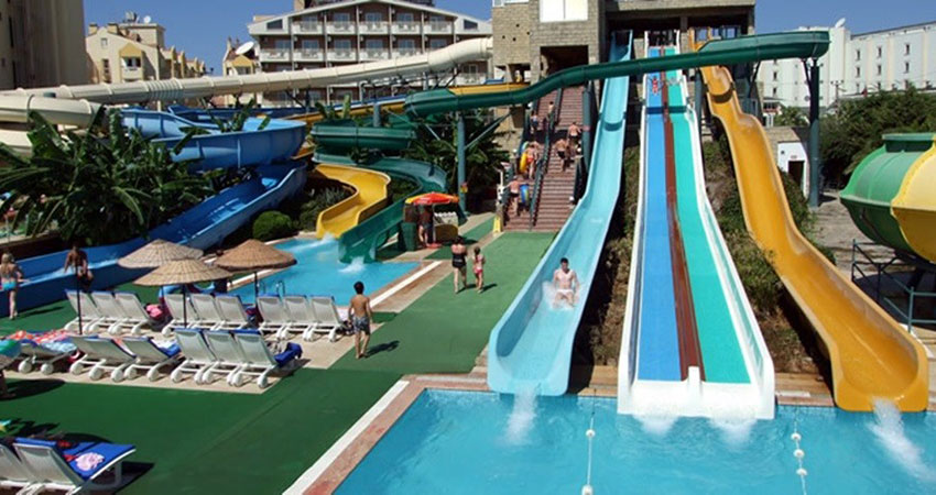 Marmaris Atlantis Water Park - Aqua Park in Marmaris Water parks in Marmaris