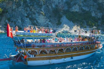 Marmaris Boat Trip (All-Inclusive) - A Lazy Day out on the boat!