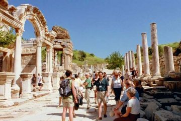 Marmaris Ephesus Pamukkale Tour - Marmaris Travel