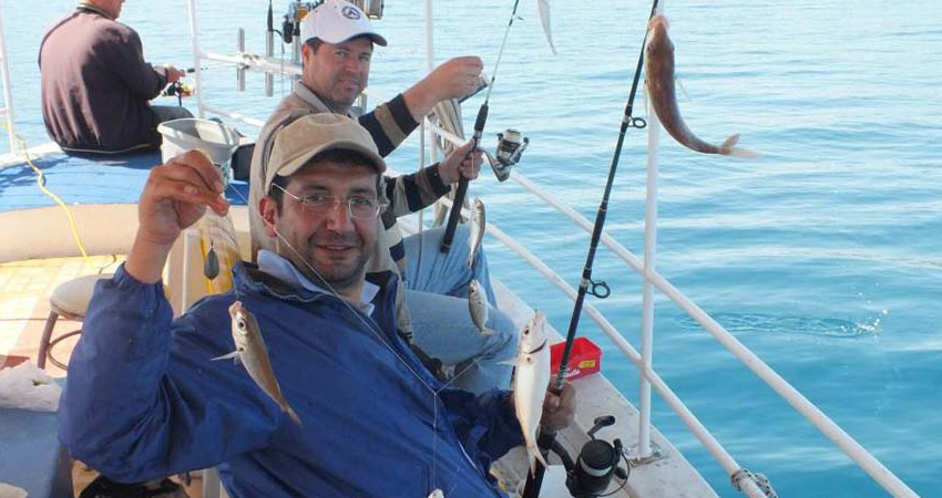 Marmaris Fishing Tour - Sea Fishing Tour in Marmaris