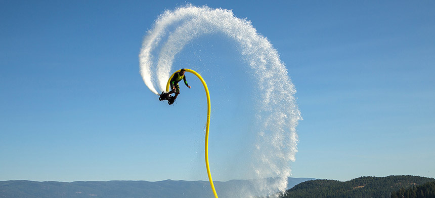 Marmaris Flyboard - Water Sports - Marmaris Travel Agency