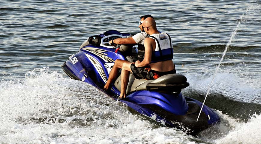 Marmaris Jet-Ski - Marmaris Water Sports - Marmaris Travel Agency