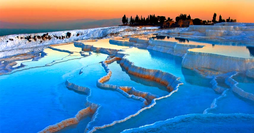 Marmaris Pamukkale Tour - Marmaris to Pamukkale l Marmaris Travel