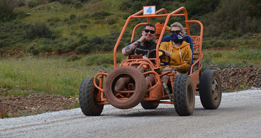 Marmaris Buggy Safari - Best Buggy Safari Marmaris - Marmaris Travel
