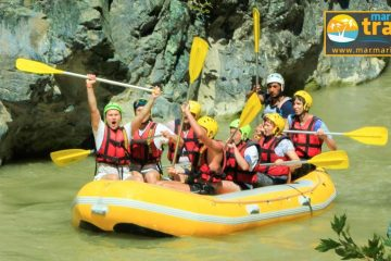 Marmaris Rafting Tour - Marmaris Excursions - Marmaris Travel Agency