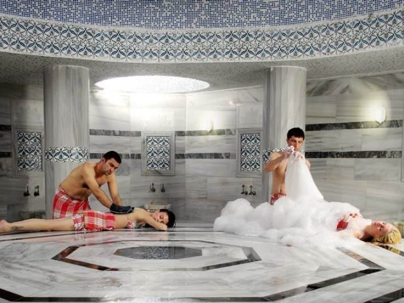Kusadasi Turkish Bath - Traditional Turkish Hammam in Kusadasi