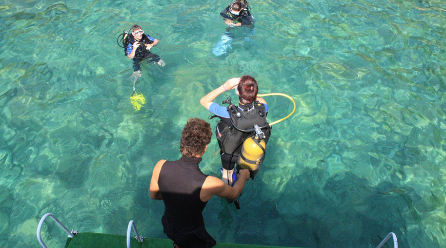 Fethiye Diving Tour - Scuba Diving Tour in Fethiye - Fethiye Excursions