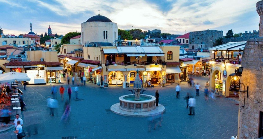 Fethiye Rhodes Tour - From Fethiye to Rhodes Island