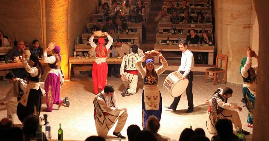 Bodrum Turkish Night - The Traditional Turkish Culture!