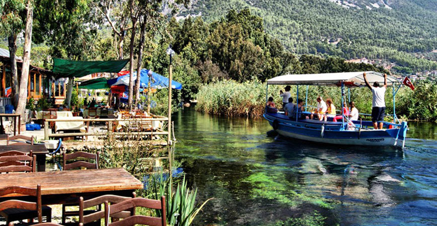 Marmaris Akyaka Tour - Green Tour - Marmaris Travel