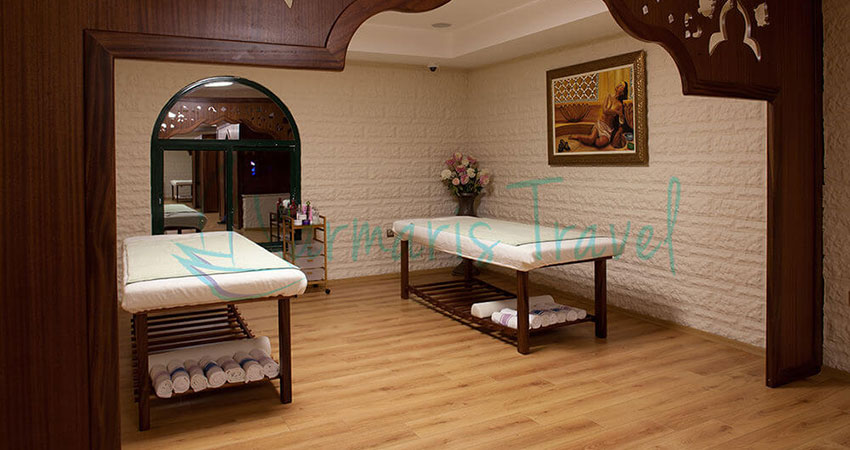 you will enjoy a massage in which natural oils are used