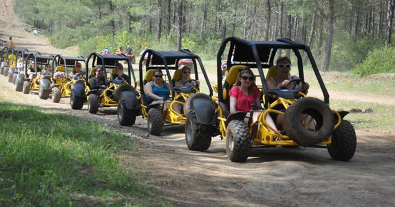Bodrum Buggy Safari - A Thrilling Experience - Bodrum Excursions