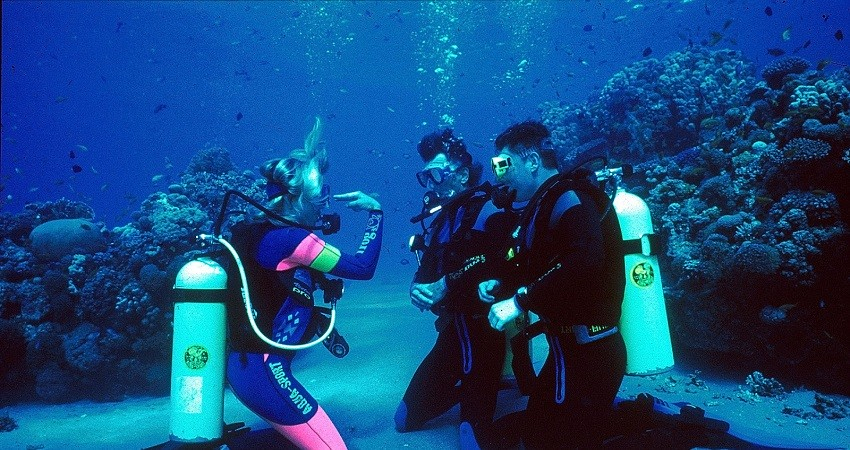 Marmaris Scuba Diving - Professional Diving Tour in Marmaris